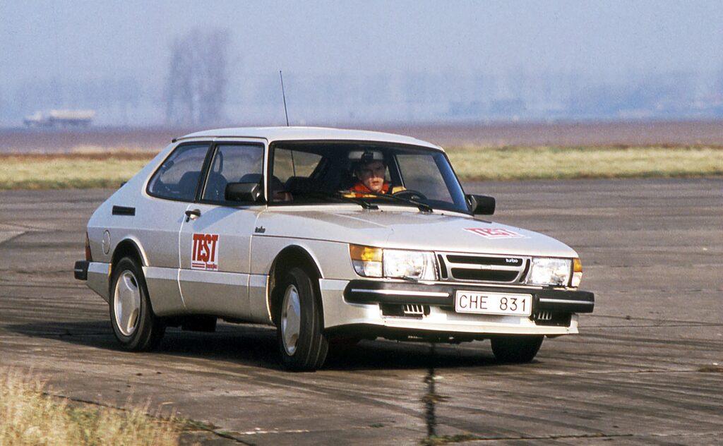 Saab 900 Turbo 16 Aero