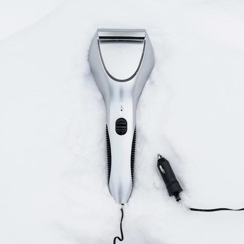 Elektryczna, elektrisk isskrapa med värme