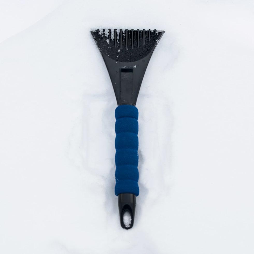 Isskrapa med handtag