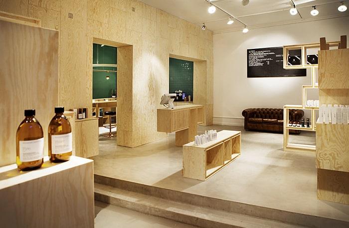 Day spa öppnade 2012 så lokalerna är helt nya och fräscha.