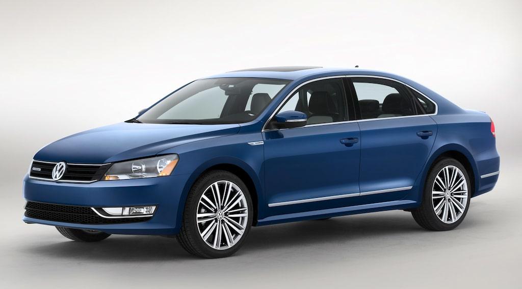 Volkswagen Passat Motion Concept