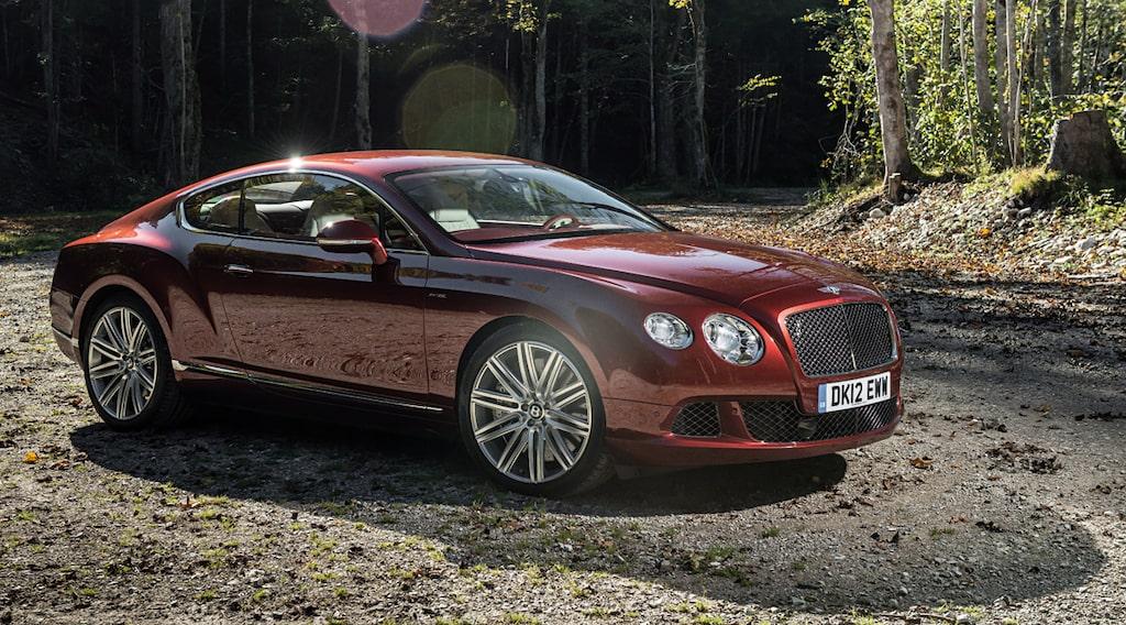 Bentley Gontinental GT Speed