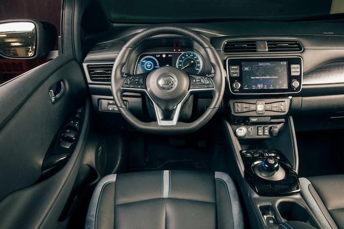 Nissan har gått den säkra vägen fram, interiören lämnar de flesta oberörda - på gott och ont.