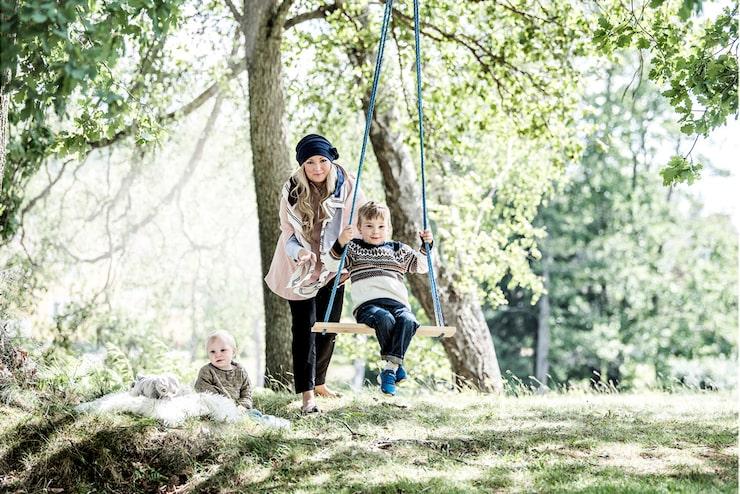 """Under hösten kommer Isabell ta tid till att skriva brev till sina barn, Gabriel, 5, och Alexander, 1. """"Jag vill göra fotoalbum till dem som ett minne av mig och jag ska också be människor som känner mig väl att skriva om mig till dem."""""""
