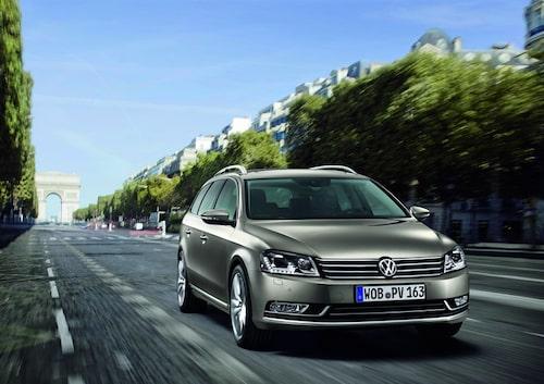 Nya Volkswagen Passat Variant