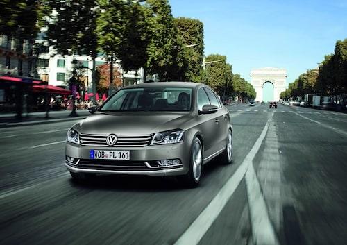 Nya Volkswagen Passat