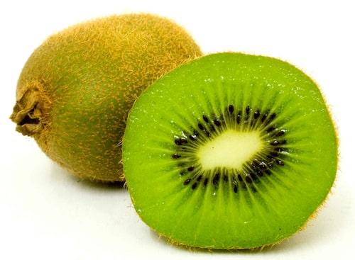 """""""It takes two to tango!"""" Kiwi brukar kräva hon- och hanplantor för att det ska bli frukt, men det har börjat komma upp självfertila plantor på marknaden."""