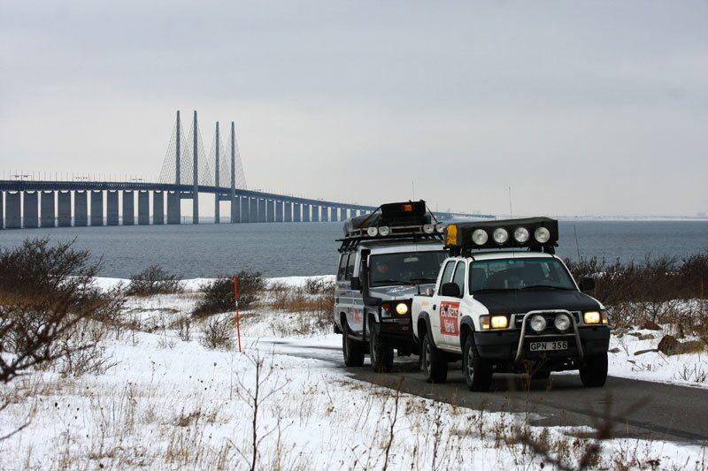 En sista anhalt av Sverige innan vi försvinner i tre månader.