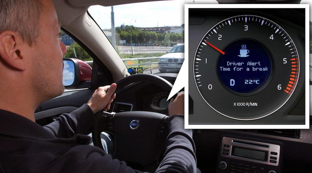 Volvo Driver Alert Control