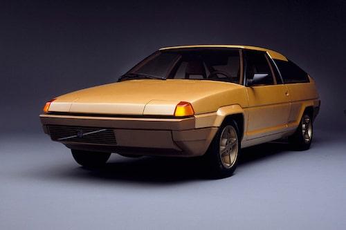 Volvo Tundra är en av alla prototyper som tagits fram av Bertone på uppdrag av andra biltillverkare.