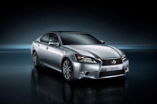 Nya Lexus GS