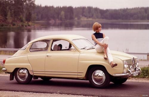 Saab 96, 1965.