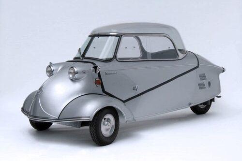 Messerschmitt Kabinenroller KR200 (1955-1956)