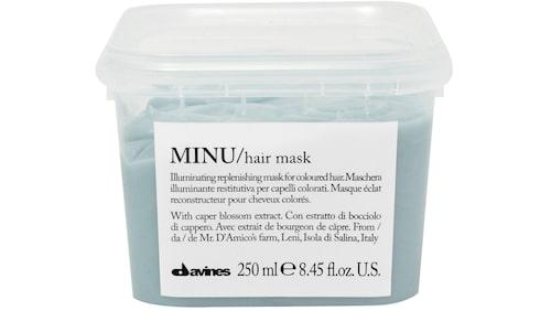 Essential minu hair mask, Davines.