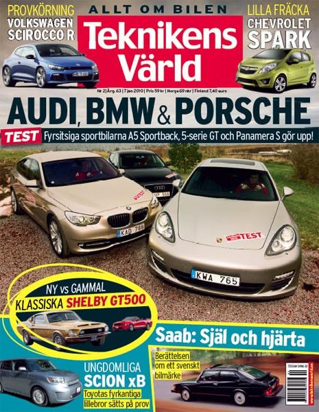 Teknikens Värld nummer 2 / 2010