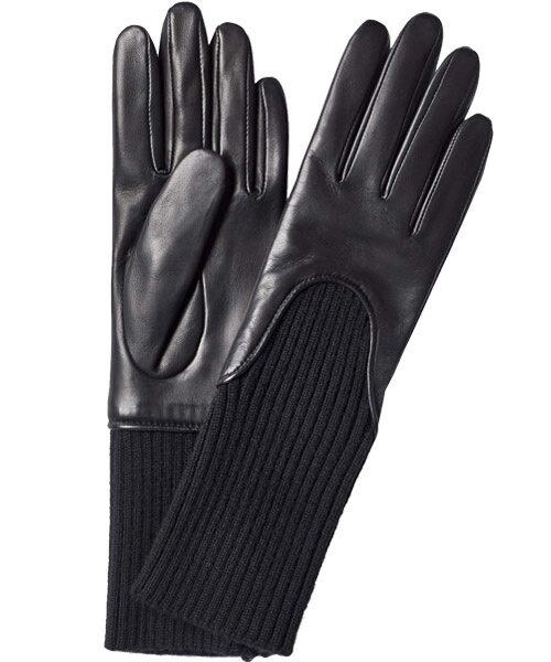 Längre handskar med mjuk mudd, 950 kr, Filippa K