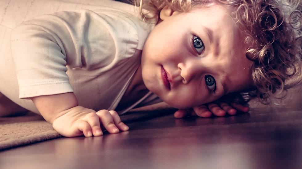 Det finns en anledning till att barn ofta förekommer i skräckfilmer...