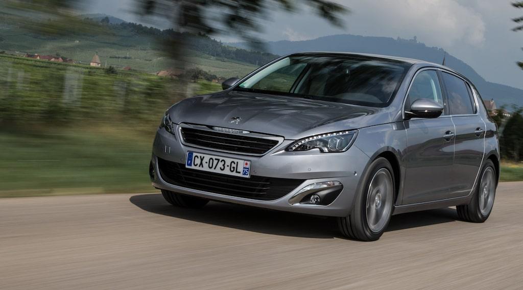 Peugeot 308 1,6 e-HDI