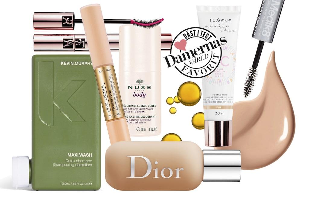 Med vårt bäst i test garanterar vi att du hittar bra smink och skönhetsprodukter.