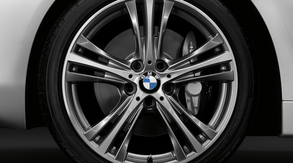 BMW kolfiberfälg