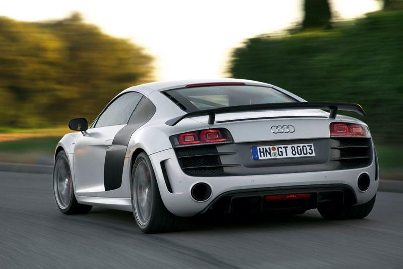 100921-Audi R8 GT bilder