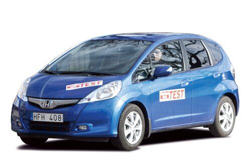 Honda Jazz. Pris: 189 900 kronor.