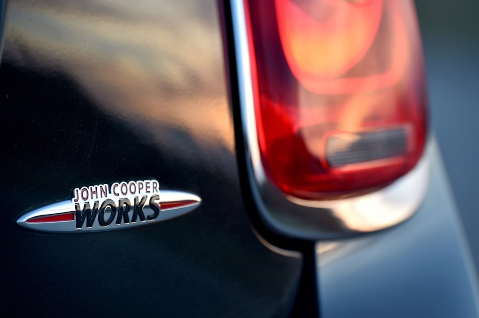 John Cooper är ett anrikt namn i racingsammanhang. BMW äger märket sedan sju år.
