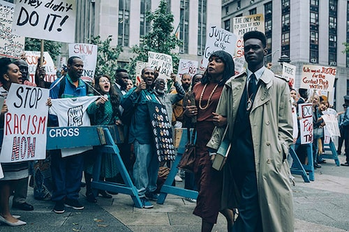 When they see us (Netflix)