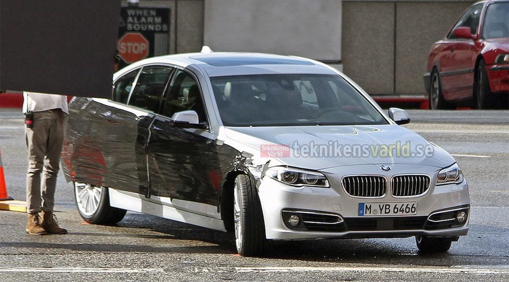 BMW 5-serie F10 facelift 2014