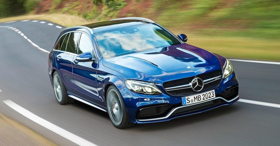 Nya C 63 är inte en Mercedes-Benz, det är en Mercedes-AMG.