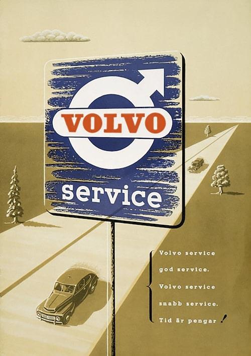 I november 1954 överraskades bilvärlden av PV-garantin. Det handlade om en femårig vagnskadegaranti som bakades in i priset. Volvo åtog sig att under fem år bekosta alla reparationskostnader över 200 kronor som uppstått genom olyckshändelse. PV-garantin ansågs strida mot försäkringslagen och saken gick till domstol där Volvo till slut vann.