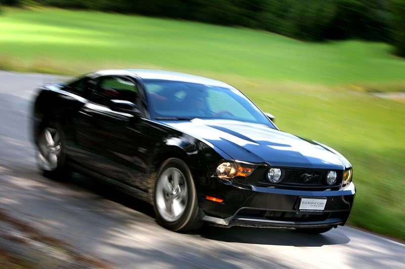 Ford Mustang GT, 2005-2014.