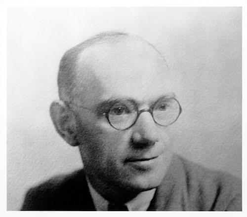 George Carwardine, formgivare.