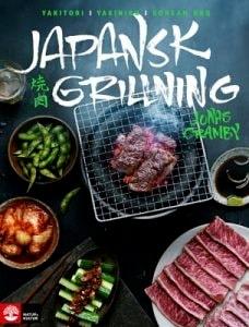 """""""Japansk grillning"""" finns i butik nu."""