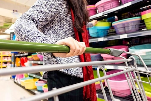 Att gå runt och shoppa i timmar är en sann njutning. Visste du att genomsnitts-shopparen på Gekås är i varuhuset i fem timmar?