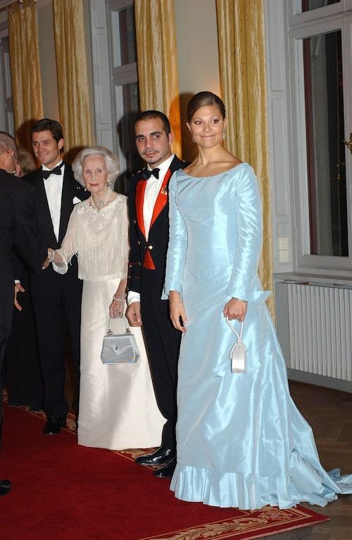 Kronprinsessan Victorias stilresa – från 90-tal till 20-tal.