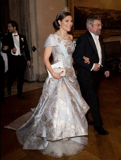 Kronprinsessan Victoria.
