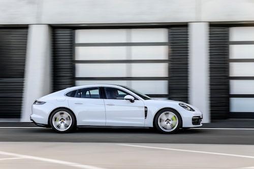 Porsche Panamera 4S E-Hybrid 2021 facelift