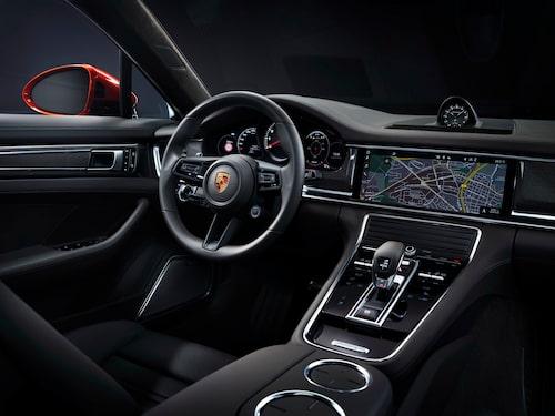Porsche Panamera Turbo S 2021 facelift