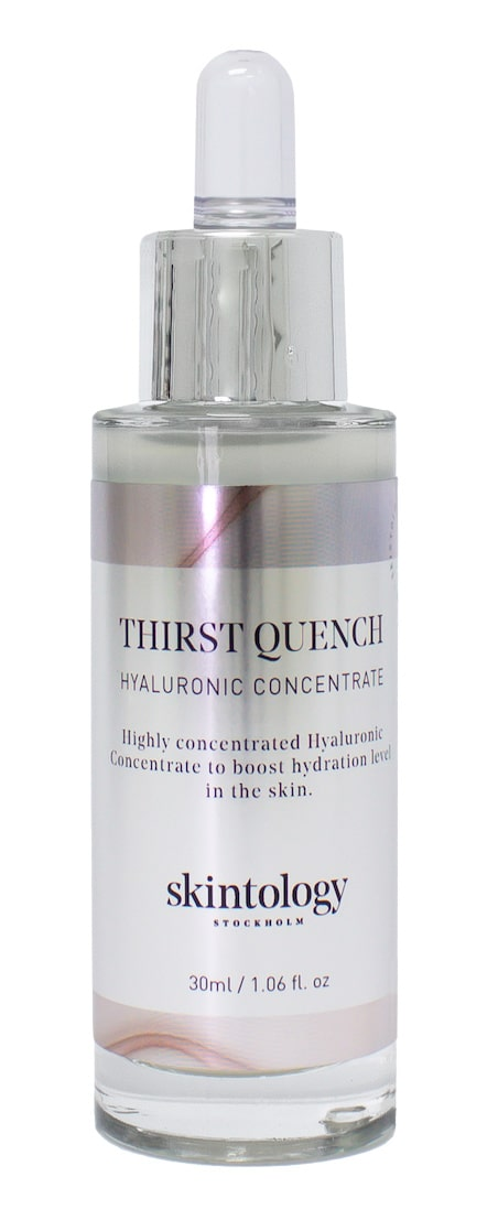 Third Quench Cyaluronic concentrate från Skintology.