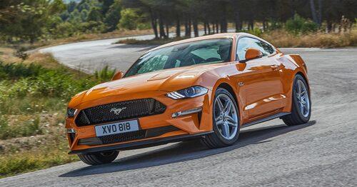 Ford Mustang ska alltså låna ut lite av sina linjer till den kommande, helelektriska crossovern.