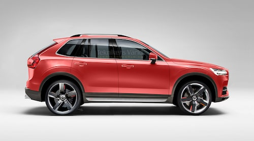 När XC40 lanserar om några år kommer bilen att finnas med en rad olika motoralternativ, bland annat som laddhybrid.