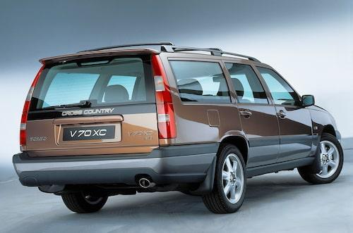 Volvo V70 XC, 1999.