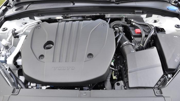 B4 finns både som bensin och diesel. Kanske läge för Volvo att börja använda B4B igen? Samt B4D.