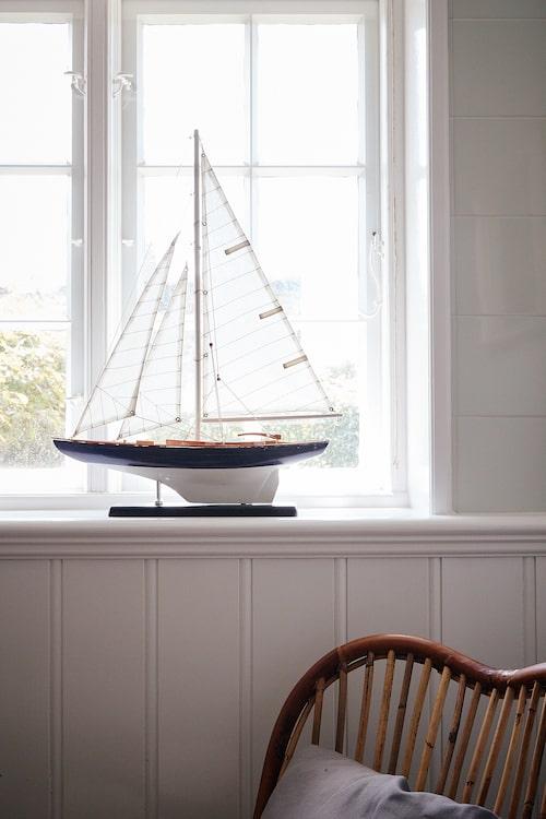 Fanø har en stolt tradition som hemmahamn för segelfartyg. Numera är båtlivet mer av nöjeskaraktär.