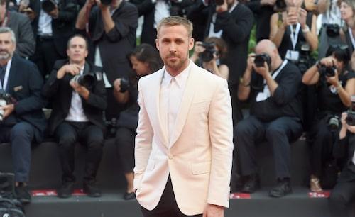 Ryan Gosling, välklädd stilförebild.