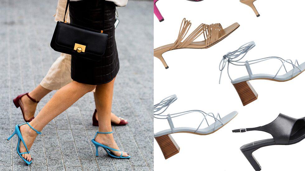 Vita, rosa, blåa, svarta.. DV listar sommarens bästa sandaletter.