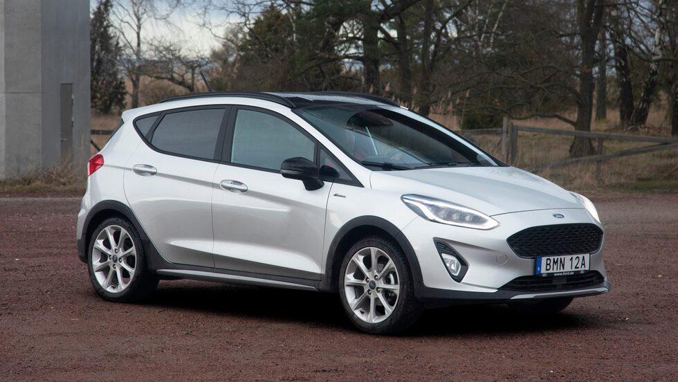 Ett vettigt köp i småbilsklassen – Ford Fiesta.
