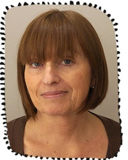Anna Birbrajer, psykolog.