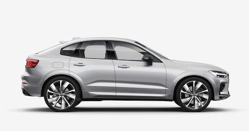 Snudd på sist på bollen gör Volvo verklighet av XC60 Coupé, baserad på populära 60-serien.